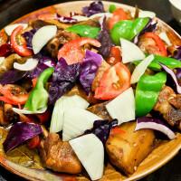 台北市美食 餐廳 餐廳燒烤 串燒 鴻疆石 照片