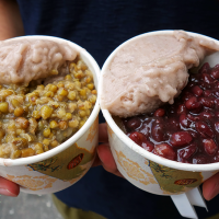 花蓮縣美食 餐廳 飲料、甜品 剉冰、豆花 豐春冰果店 照片