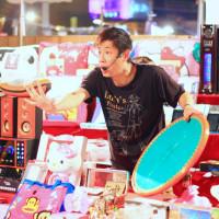 台南市美食 攤販 攤販其他 台南花園夜市 照片