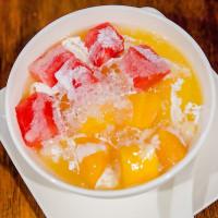 台北市美食 餐廳 飲料、甜品 剉冰、豆花 騷豆花 cafe 照片
