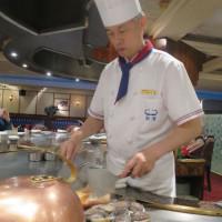 台北市美食 餐廳 餐廳燒烤 鐵板燒 新濱鐵板燒 照片