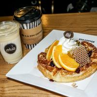 台北市美食 餐廳 咖啡、茶 咖啡館 ZOO Café動物園野餐咖啡 照片