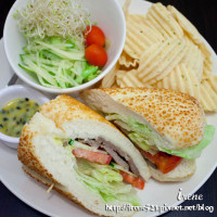 台北市美食 餐廳 咖啡、茶 咖啡館 COFFEE+ 咖啡家 (南港園區店) 照片