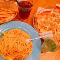 新北市美食 餐廳 異國料理 異國料理其他 慢慢來PIZZA屋 照片