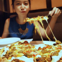 台北市美食 餐廳 異國料理 義式料理 喜來登比薩屋 照片