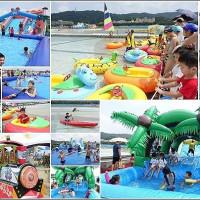 台北市休閒旅遊 景點 公園 大佳河濱公園 照片