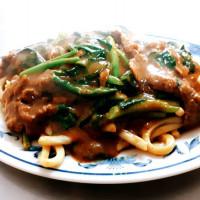 基隆市美食 餐廳 中式料理 熱炒、快炒 三德沙茶牛羊肉店 照片
