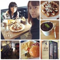桃園市美食 餐廳 異國料理 美式料理 享巷 Enalley Café 照片