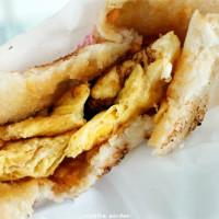 台南市美食 餐廳 餐廳燒烤 燒烤其他 台南武廟碳烤土司 照片