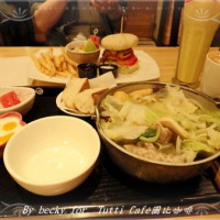 台北市美食 餐廳 咖啡、茶 咖啡館 Tutti Cafe Kitchen 圖比咖啡 創意料理廚房 照片