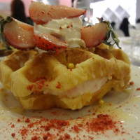 台中市美食 餐廳 異國料理 義式料理 華麗狂女士 (逢甲店) 照片