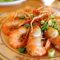 台中市美食 餐廳 中式料理 台菜 黃金海岸活蝦之家(台中店) 照片