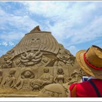 新北市休閒旅遊 景點 海邊港口 2013福隆國際砂雕藝術季 照片