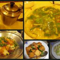 桃園市美食 餐廳 中式料理 客家菜 鴻華首烏客家小館 照片