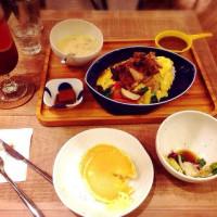 台北市美食 餐廳 飲料、甜品 飲料、甜品其他 UZNA OMOM 杏桃鬆餅屋 (忠孝店) 照片
