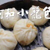 南投縣美食 餐廳 中式料理 小吃 小上海 阿和小籠包 照片