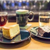 台北市美食 餐廳 咖啡、茶 咖啡館 微光咖啡 照片