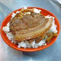 新北市美食 攤販 台式小吃 吉祥雞肉飯 照片