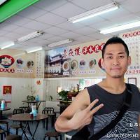 台南市美食 攤販 台式小吃 阿鳳浮水魚羹 照片