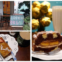 桃園市美食 餐廳 烘焙 蛋糕西點 香草蛋糕鋪 照片