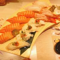 台北市美食 餐廳 異國料理 日式料理 丸壽司 (微風本館) 照片