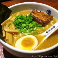 台北市美食 餐廳 異國料理 麵屋武藏 (虎嘯店) 照片