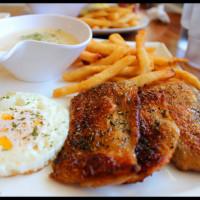 新北市美食 餐廳 異國料理 美式料理 登打士街 照片