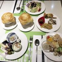 台北市美食 餐廳 素食 素食 果然匯。蔬食宴 照片