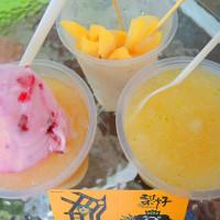 台中市美食 餐廳 飲料、甜品 冰淇淋、優格店 豊好X天天都美好 (原梨好天然飄浮鳳梨冰) 照片