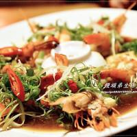 台南市美食 餐廳 餐廳燒烤 燒肉 碳味亭燒烤小炒 午間特餐義大利麵 照片