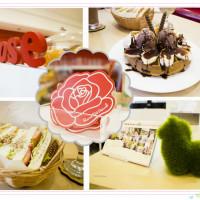 台中市美食 餐廳 咖啡、茶 咖啡館 Rose Tea House 照片