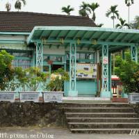 嘉義縣 休閒旅遊 景點 車站 阿里山鐵道竹崎車站 照片