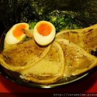 台北市美食 餐廳 異國料理 日式料理 橫濱家系大和家拉麵 照片