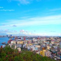 高雄市休閒旅遊 景點 海邊港口 旗後燈塔 照片