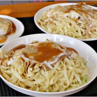 嘉義市美食 攤販 台式小吃 嘉義黃記涼麵涼圓 照片