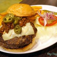台北市美食 餐廳 異國料理 美式料理 Evans Burger (西門店) 照片