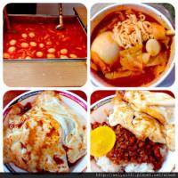 台北市美食 攤販 異國小吃 韓式辣炒年糕 照片