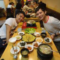 台北市美食 餐廳 異國料理 韓式料理 韓之棧 照片