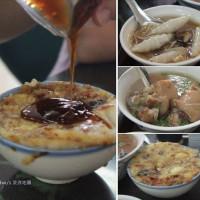 台南市美食 餐廳 中式料理 小吃 碗粿蘭 照片