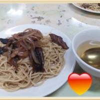 嘉義市美食 攤販 台式小吃 阿吉鱔魚麵 照片