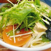 台中市美食 餐廳 素食 素食 穗科手打烏龍麵 照片