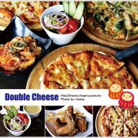 高雄市美食 餐廳 異國料理 義式料理 Double Cheese手工窯烤披薩 照片