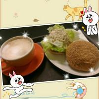 台北市美食 餐廳 咖啡、茶 咖啡館 怡客咖啡 <文山運動中心> 照片