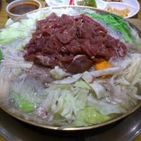 台中市美食 餐廳 餐廳燒烤 燒肉 可瑞安韓式料理銅盤烤肉店(中友店) 照片