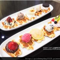高雄市美食 餐廳 飲料、甜品 飲料、甜品其他 NANA LADY比利時烈日鬆餅&咖啡 照片