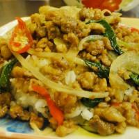 台中市美食 餐廳 異國料理 泰式料理 泰粉味泰國米粉湯專賣店 照片