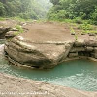 雲林縣休閒旅遊 景點 森林遊樂區 萬年峽谷 照片