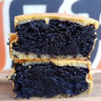 新北市 美食 攤販 甜點、糕餅 太極鰲車輪餅 照片