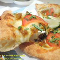 台中市美食 餐廳 異國料理 義式料理 朵那披薩 DONA PIZZA 照片