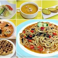 新北市美食 餐廳 素食 素食 自然緣素養生蔬食專賣店 照片